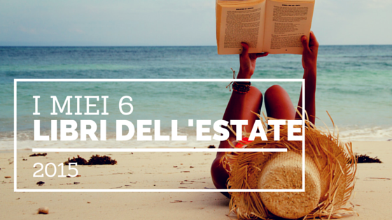 libri dell' estate 2015