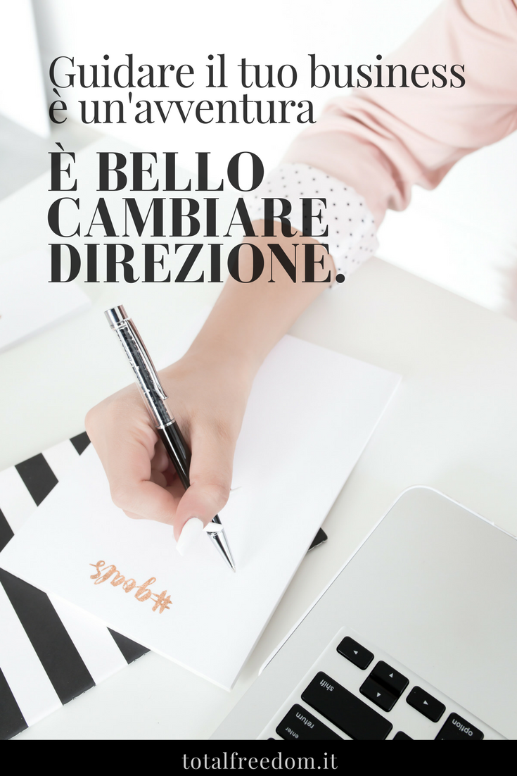 Guidare il tuo business